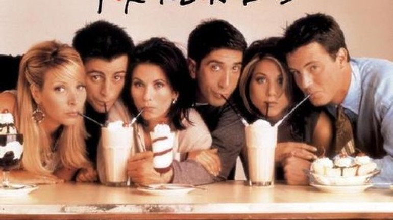 FRIENDS reunion special: The one where they get back together and make the world cry
