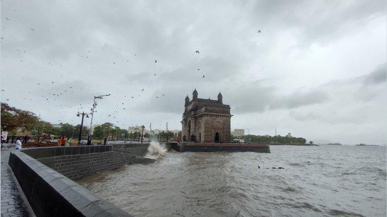 मुंबई ,पालघर, ठाणे और तटीय इलाको में कुछ दिनो तक लगातार बारीश की चेतावनी