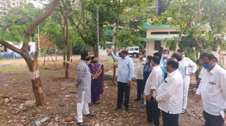 बोरीवली में वायु दाह संस्कार जल्द शुरू होगा : गोपाल शेट्टी