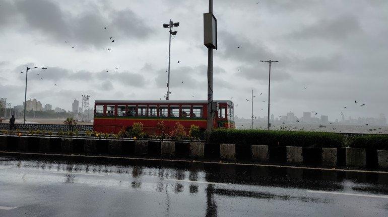 Mumbai, Thane and Palghar to receive moderate to intense rainfall today
