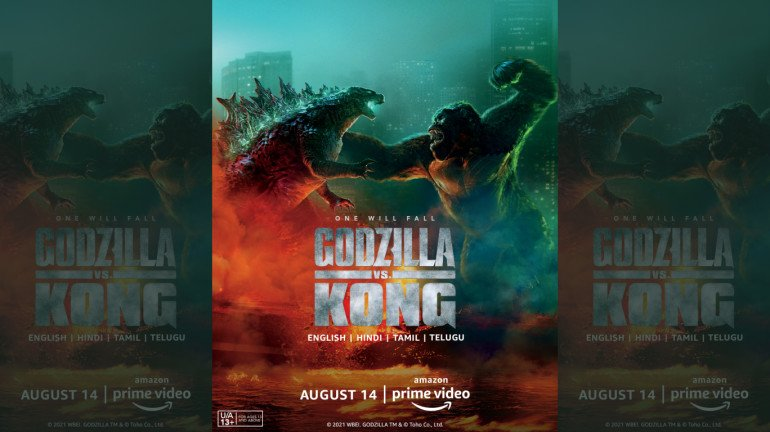 Godzilla vs. Kong set to release in three different languages in India; Check the details here