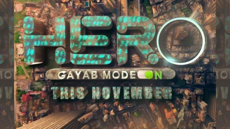 Sony SAB announces a new show ''Hero - Gayab Mode On'