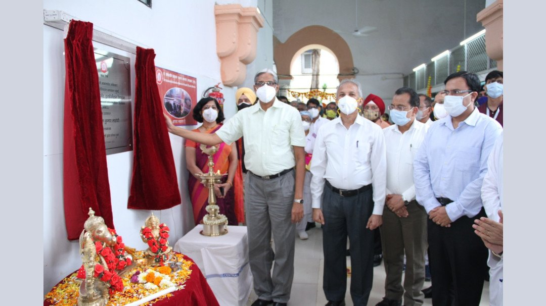 Mumbai: Central Railway inaugurates Hospital Management Information System in Byculla