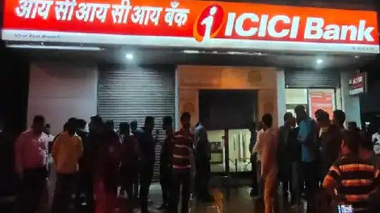 विरार में बैंक लूट के प्रयास में एक महिला की हत्या, दूसरी घायल