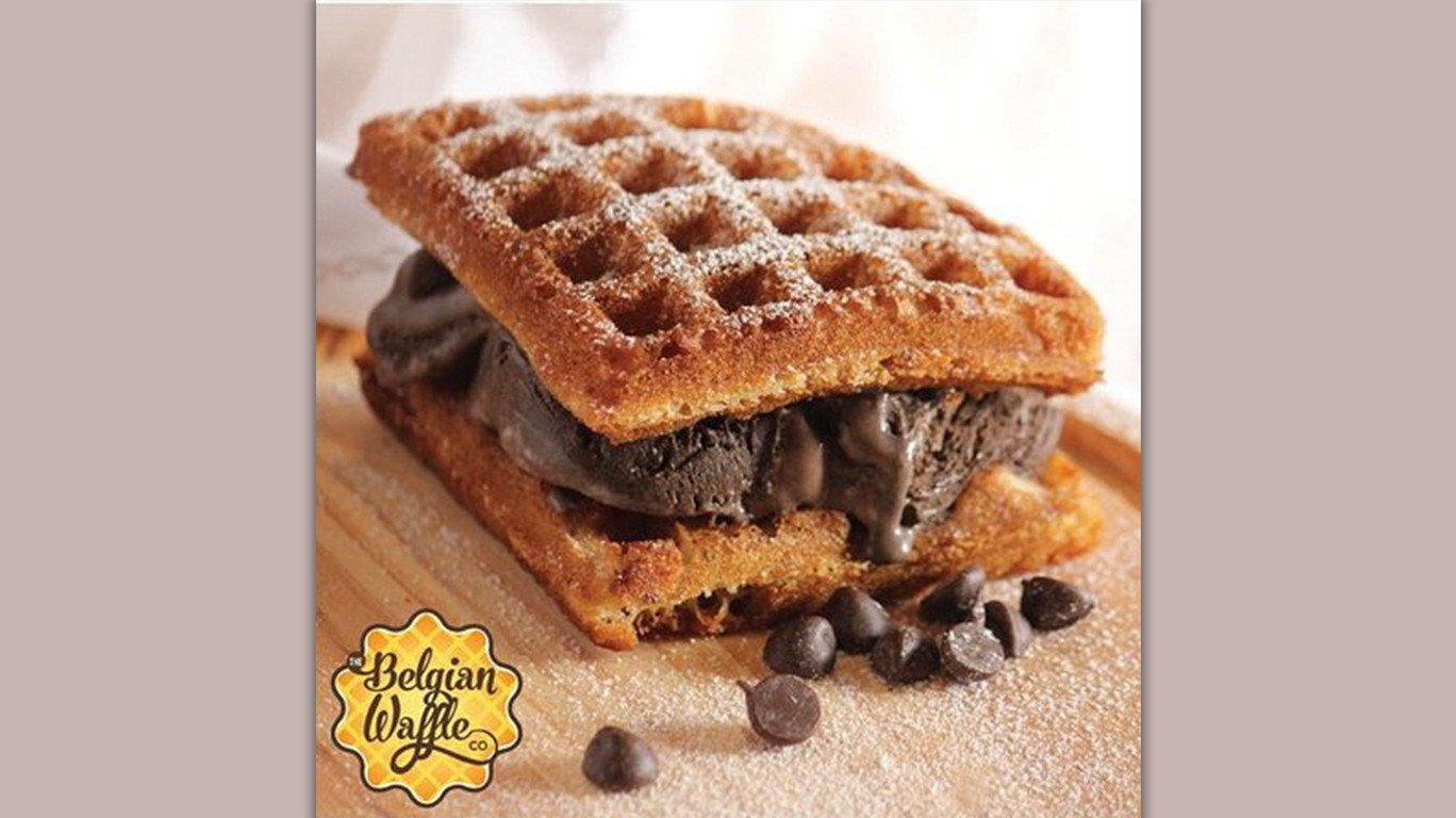 Guide to top 5 delectable waffle-houses in Mumbai
