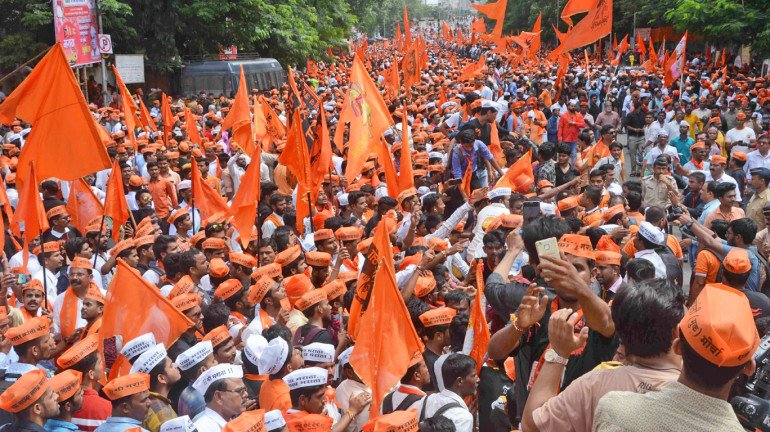 Central Govt. makes the move; filed review petition on Maratha reservation