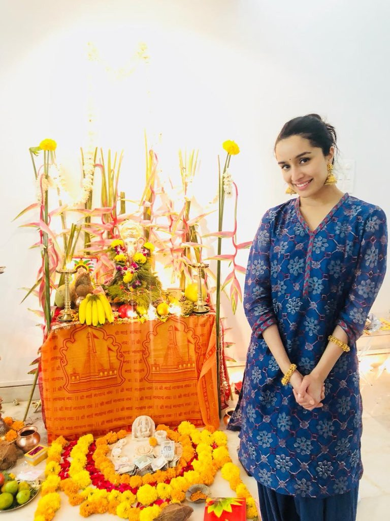 Ganesh Chaturthi: Bollywood and TV celebrities bring home their Bappa