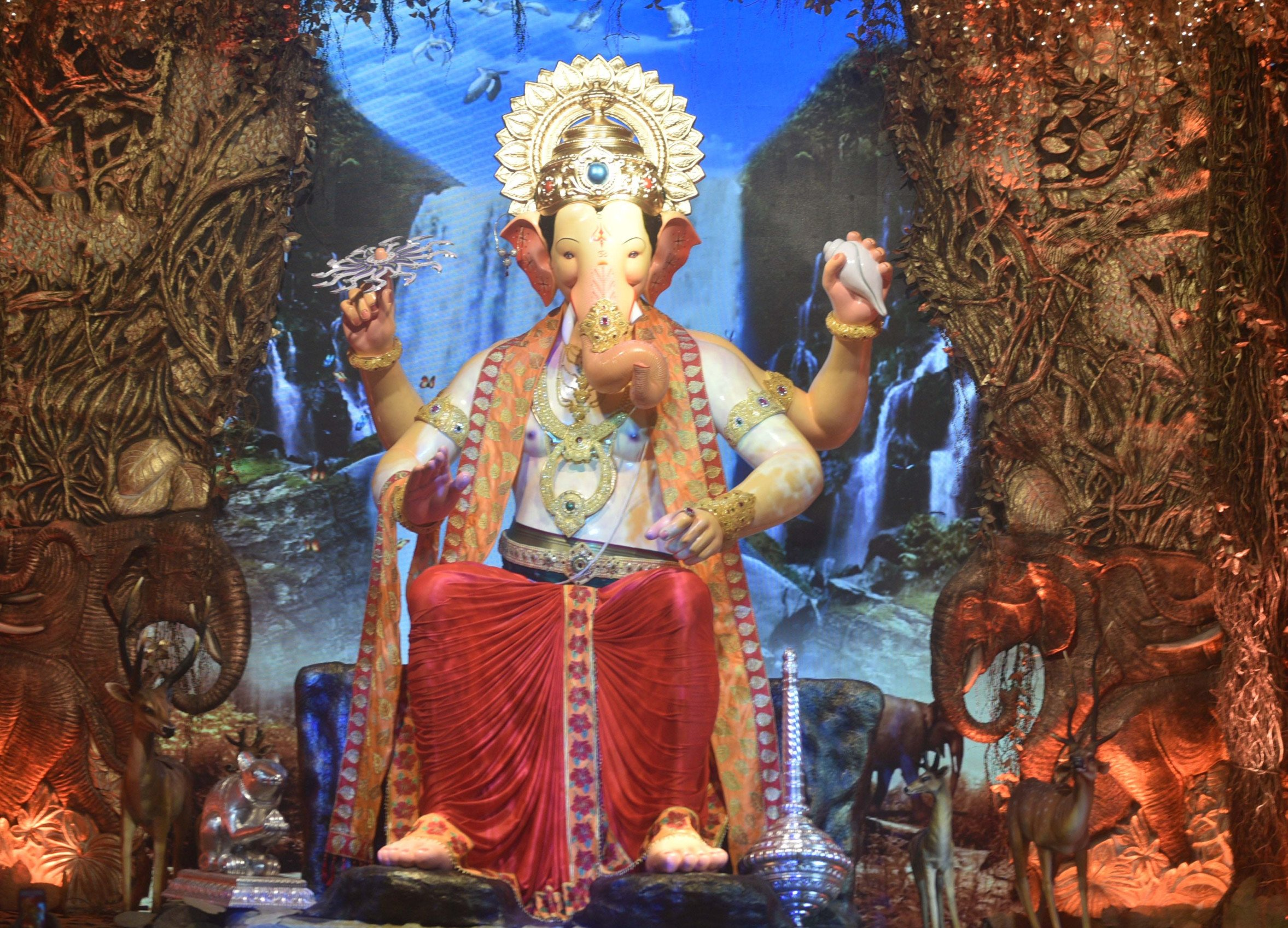 An amalgamation of art and faith: 5 Ganesh pandals worth visiting this Ganesh Chaturthi