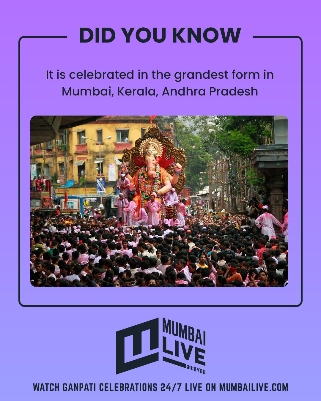 Did you know these facts about Ganesh Chaturthi?