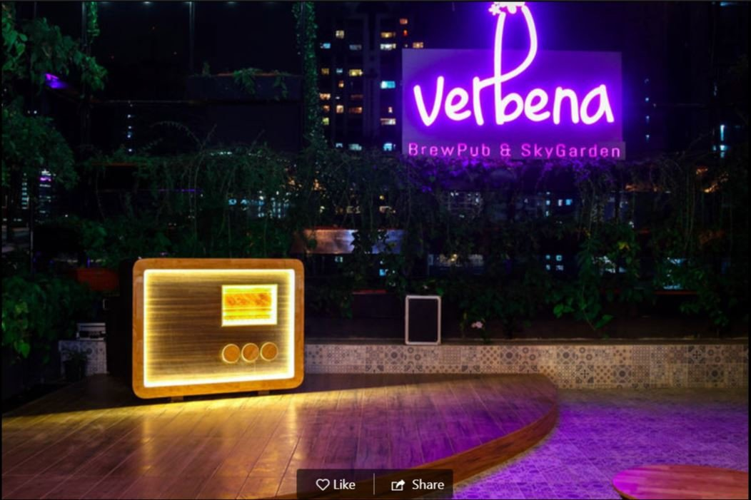 Verbena Has Its Own Microbrewery With 5 Refreshing Variants Of Craft Beer