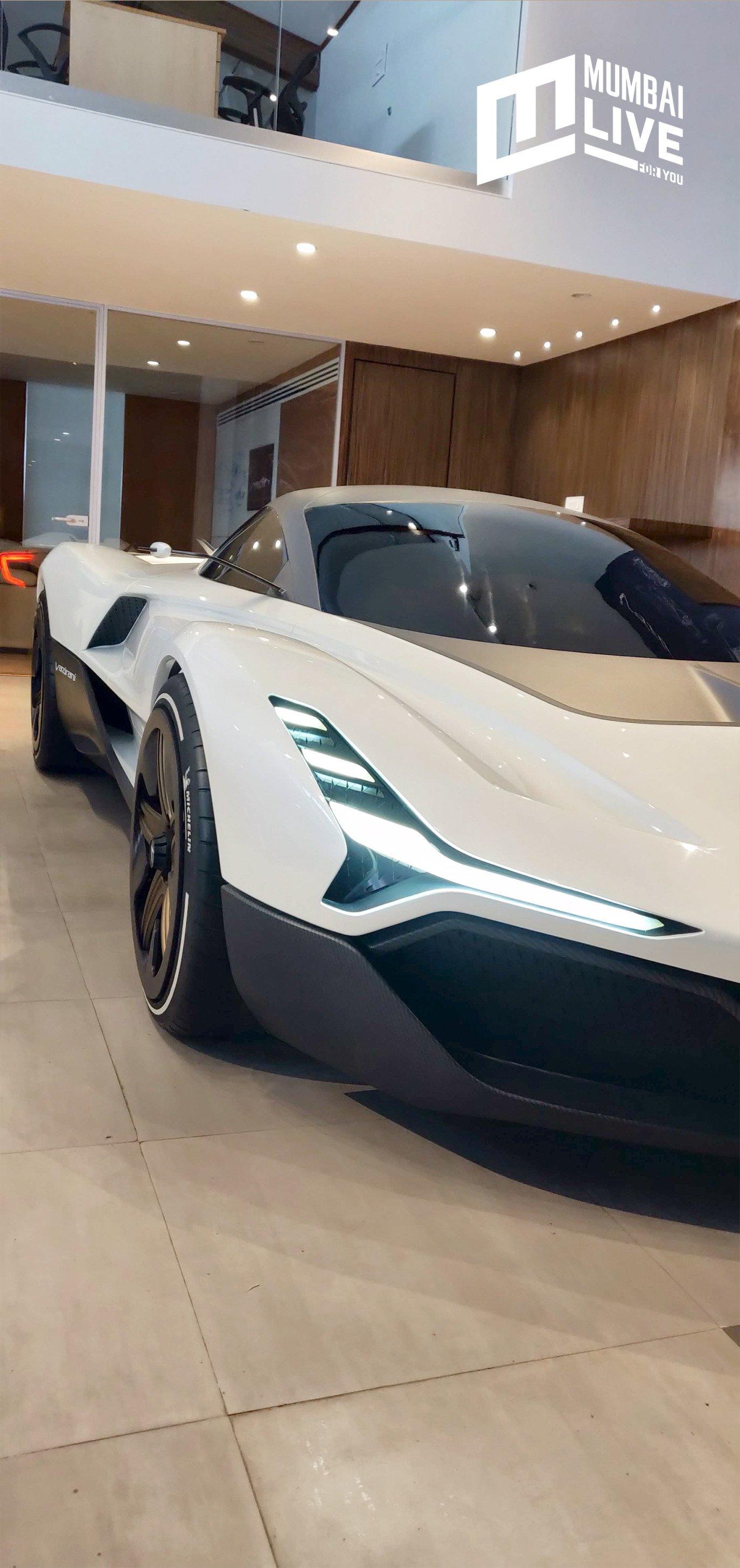 शुल : देशातील पहिली इलेक्ट्रीक हायपर कार लाँच