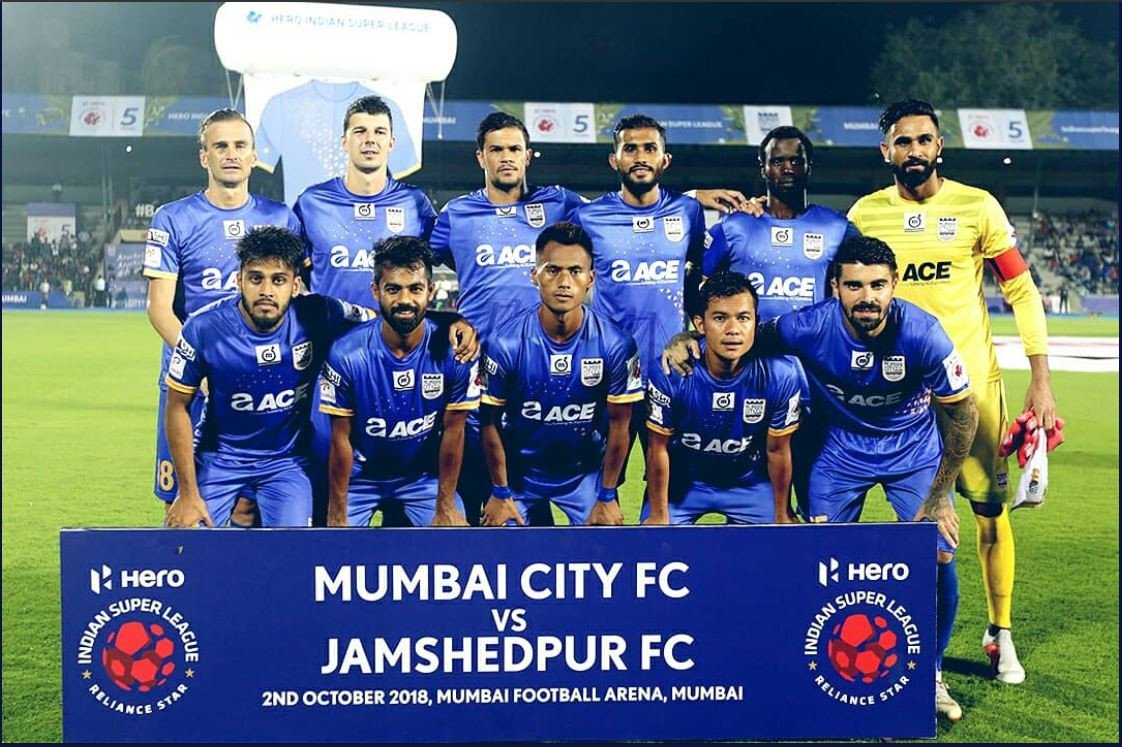 Hero ISL 2018/19: Jamshedpur FC start the new season with a win over Mumbai City FC