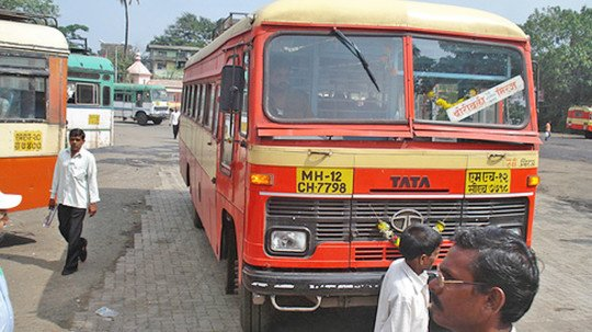 MSRTC to run 9320 additional buses for Diwali