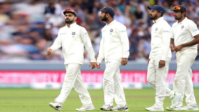 टीम इंडिया ने बाकी टेस्ट सीरीज़ के लिए  टीम की घोषणा की
