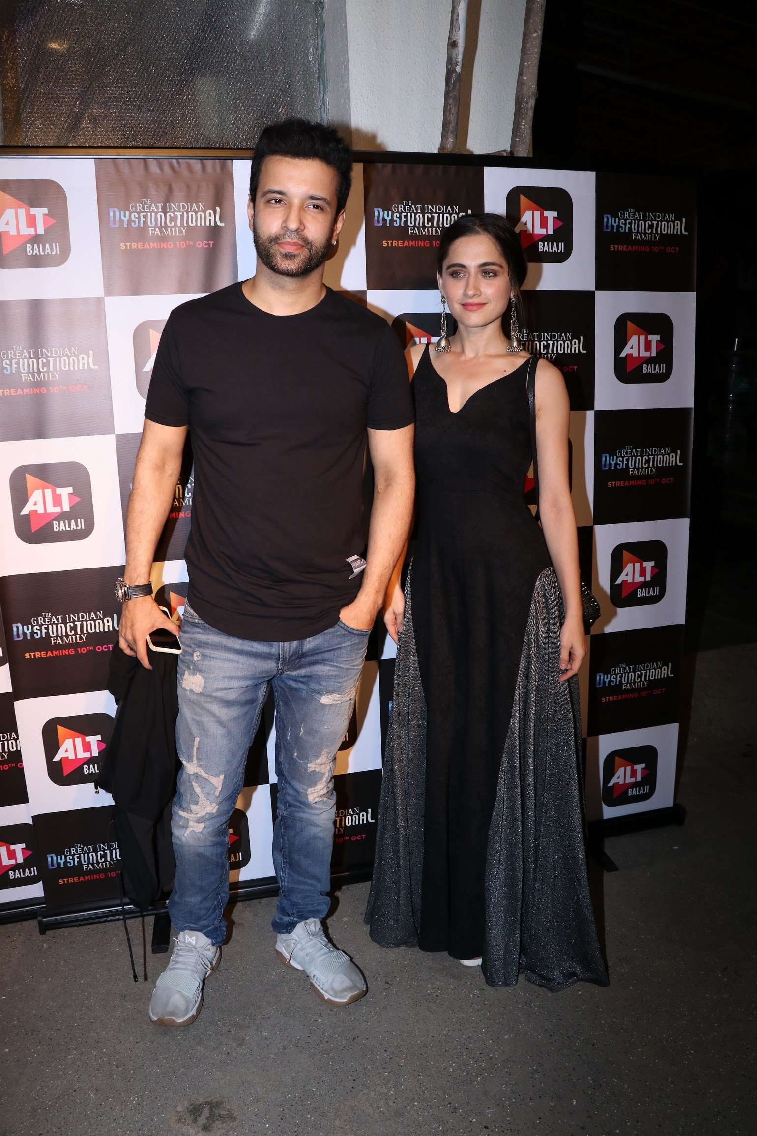ALT Balaji's 'The Great Indian Dysfunctional Family' special screening gets a thumbs up