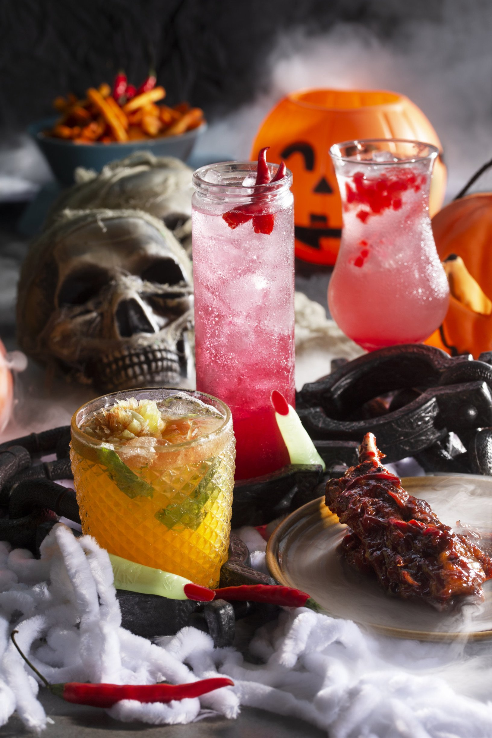 Spook-tacular Halloween Celebrations at Monkey Bar's Haunted House