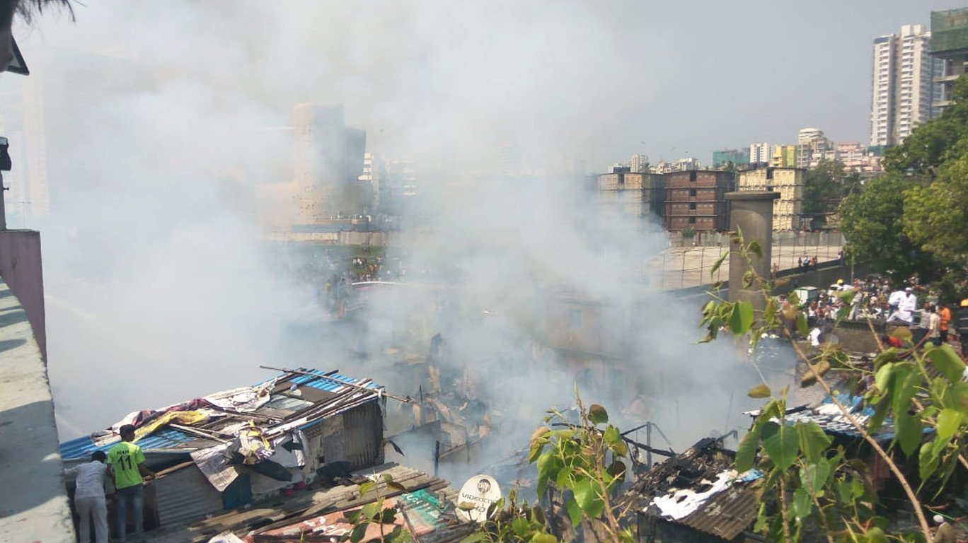 आग ही आग! १० वर्षांत मुंबईत ४८, ४३४ आगीच्या घटना