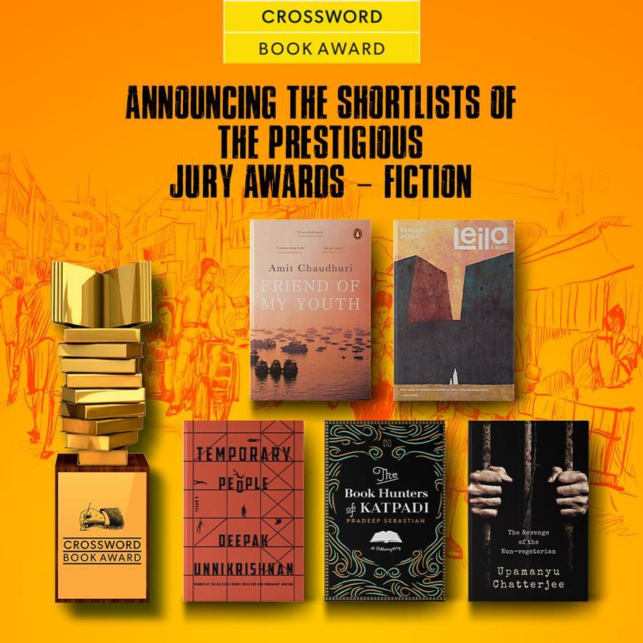 Crossword announces the 16th Crossword Book Award jury shortlist