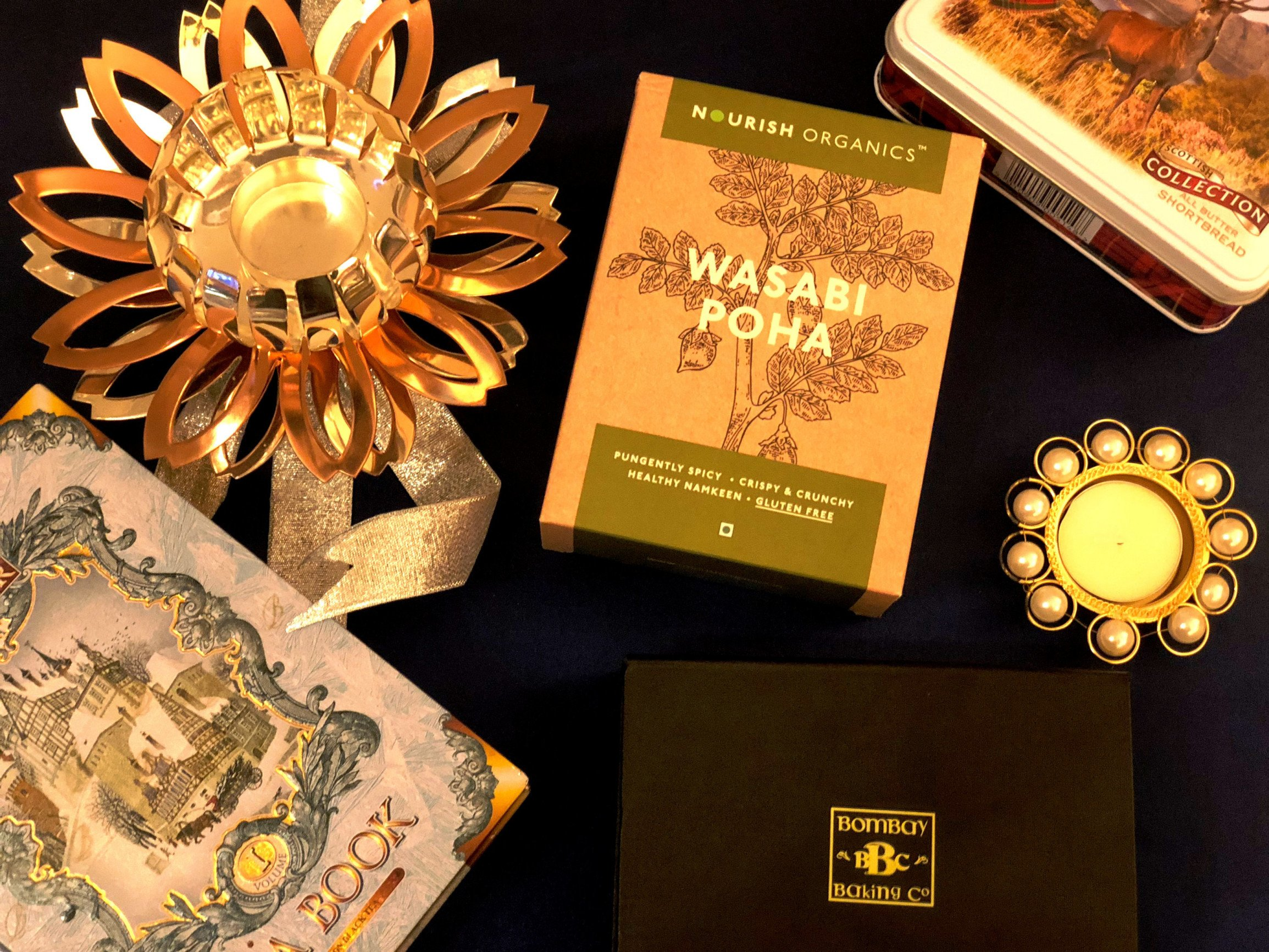 Exquisite Diwali Hampers At JW Marriott Juhu