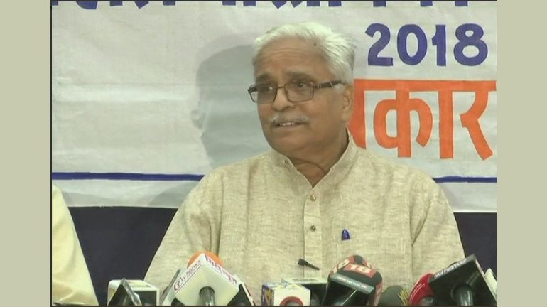 Opposition to BJP doesn't mean opposing Hindu: RSS General Secretary Suresh Bhaiyyaji Joshi
