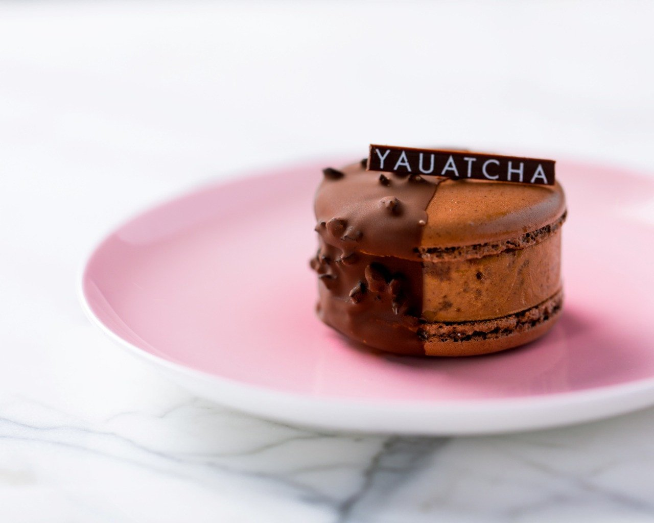 Ice Cream Macarons Anyone? Yauatcha Patisserie has something special for you
