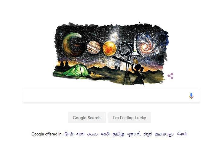 मुंबईची पिंगळा मोरे 'डुडल फाॅर गुगल'ची विजेती, मिळाली ५ लाखांची स्काॅलरशीप