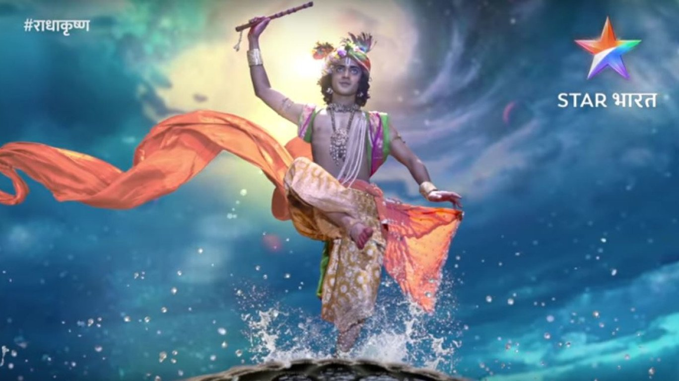 Star Bharat's 'RadhaKrishn' to present a mega visual treat in