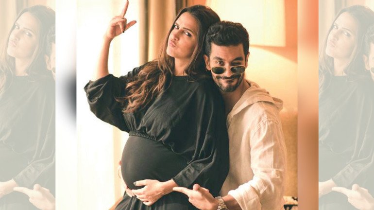 Neha Dhupia, Angad Bedi announce second pregnancy; Celebs and fans pour wishes