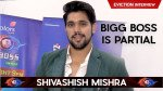 Bigg Boss is partial: Shivashish Mishra on his eviction from Bigg Boss 12 house