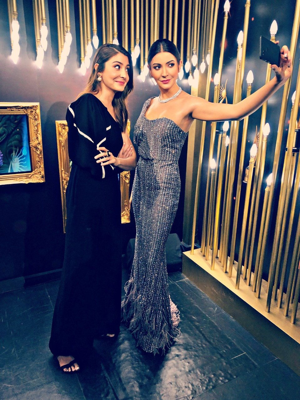 Anushka Sharma unveils her wax statue at Madame Tussauds Singapore
