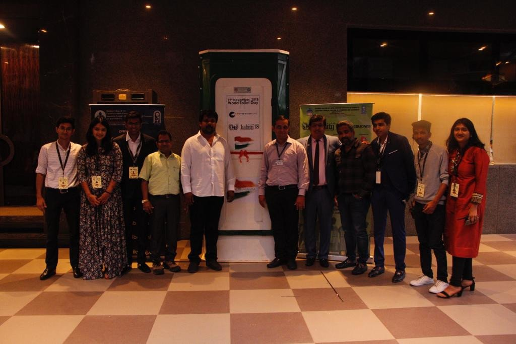 Kshitij 18 joins hands with Aquakraft for Swachhagraha- A cleanliness initiative