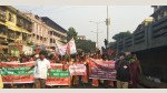 Will protest until our demands are met: Farmers march towards Maharashtra Assembly in Mumbai
