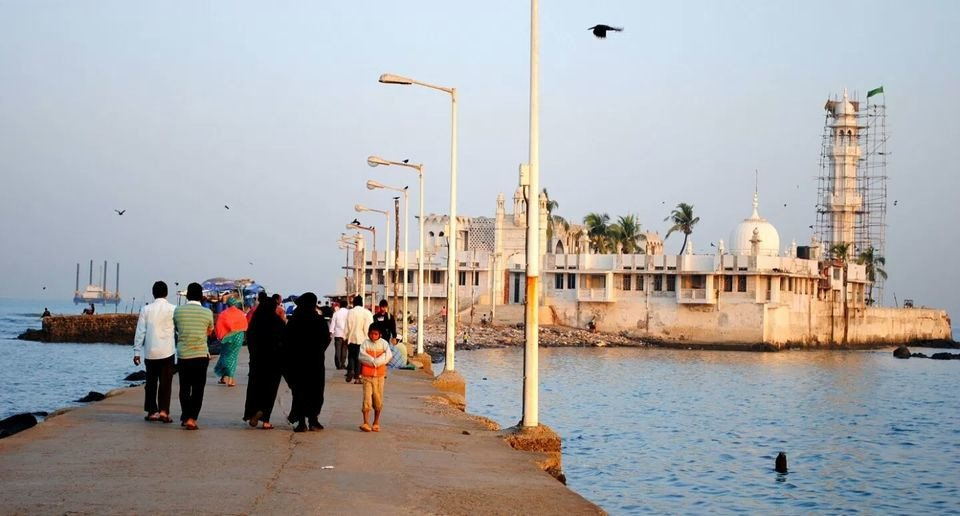 Haji Ali: The 400 year old dargah which withstood storms and time