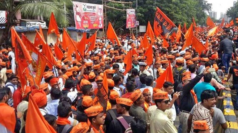 Won't move from Azad Maidan till demands are met: Maratha Kranti Morcha