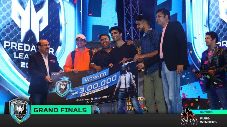 Acer Predator League Finale Ends With A Bang In Mumbai