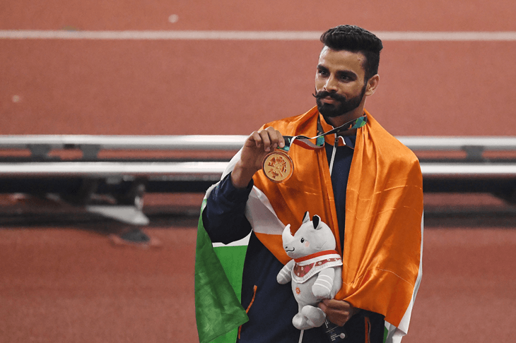Arpinder Singh: The triple jumper who ended India's 48-year-long wait for gold at Asian Games
