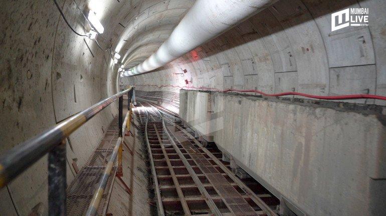दक्षिण मुंबईतील मेट्रो-३ च्या कामाचा मार्ग मोकळा, अंतरिम स्थगिती उठवली