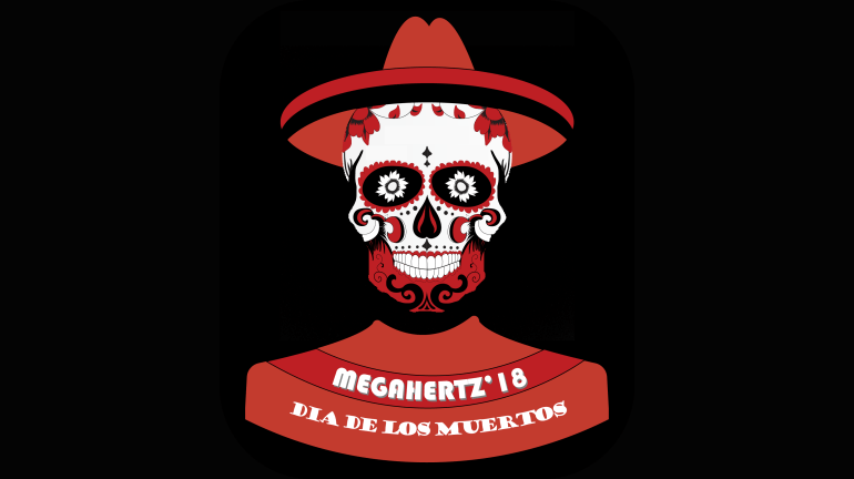 Megahertz'18: The festival of the dead comes alive for two days