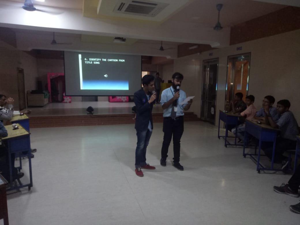 ठाकुर विद्या मंदिर और जूनियर कॉलेज में किया गया ब्रह्मोत्सव जूनियर 2018 का आयोजन
