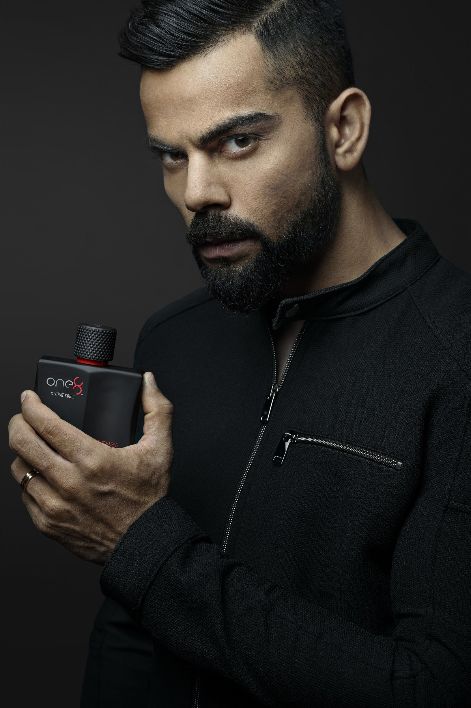 Virat Kohli introduces One8 Fragrances — The brand's maiden foray into the realm of scents