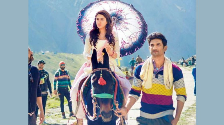 Petition filed against upcoming Bollywood film 'Kedarnath' in Bombay HC