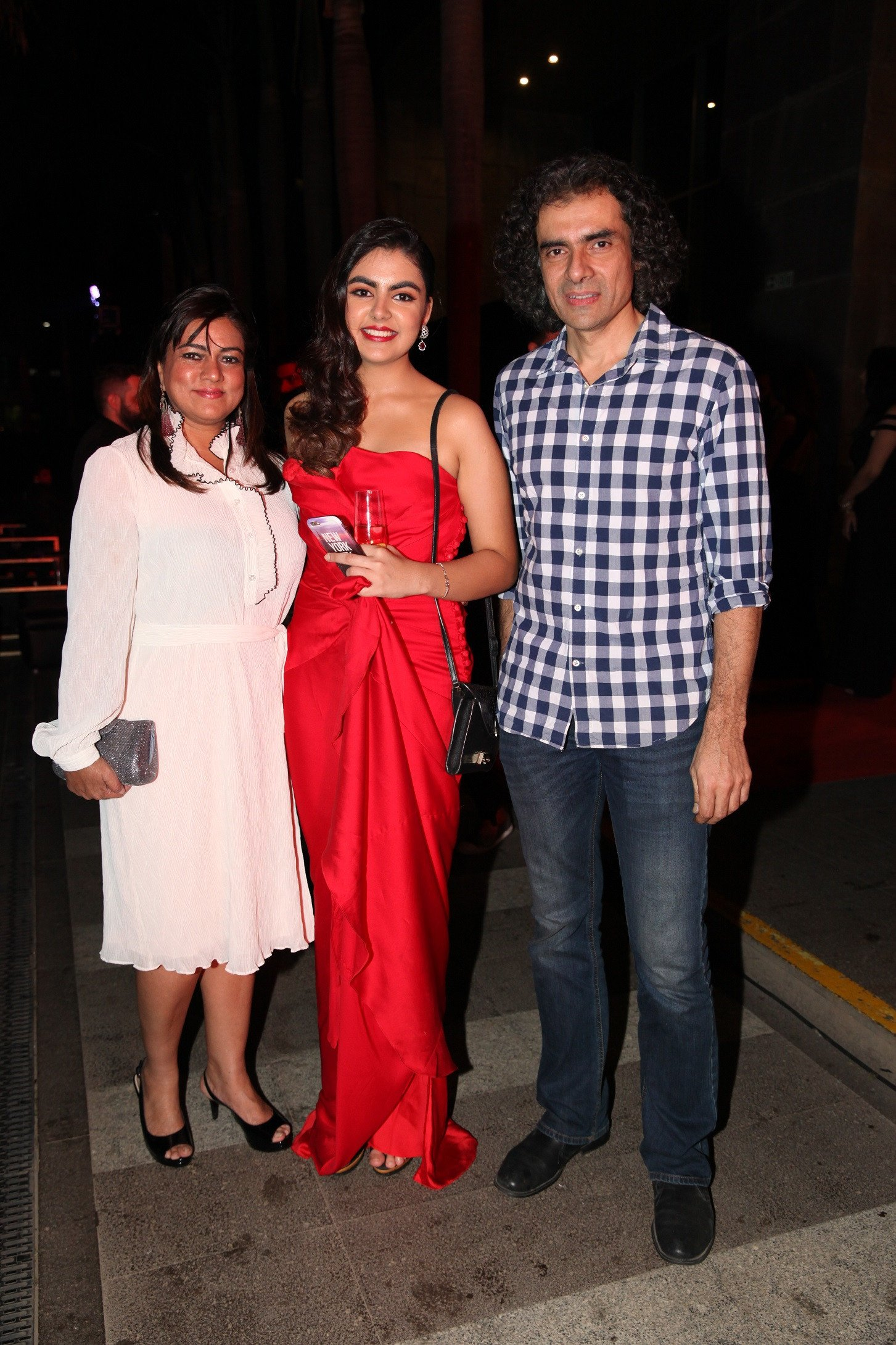 My dad Imtiaz Ali and I have long discussions about scripts: Ida Ali