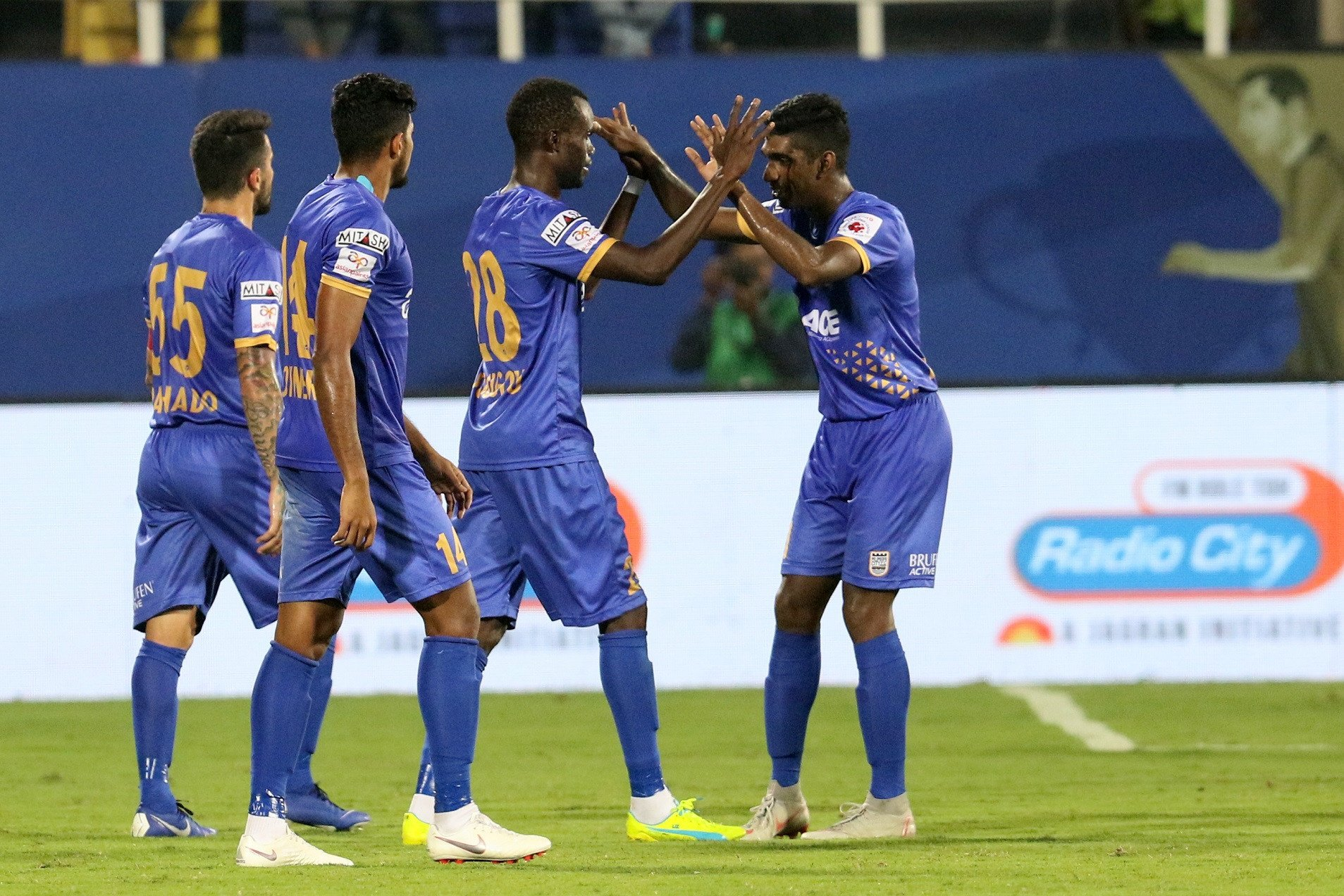 Hero ISL 2018/19: Mumbai City FC continue their impressive run with a 2-0 win over Chennaiyin FC
