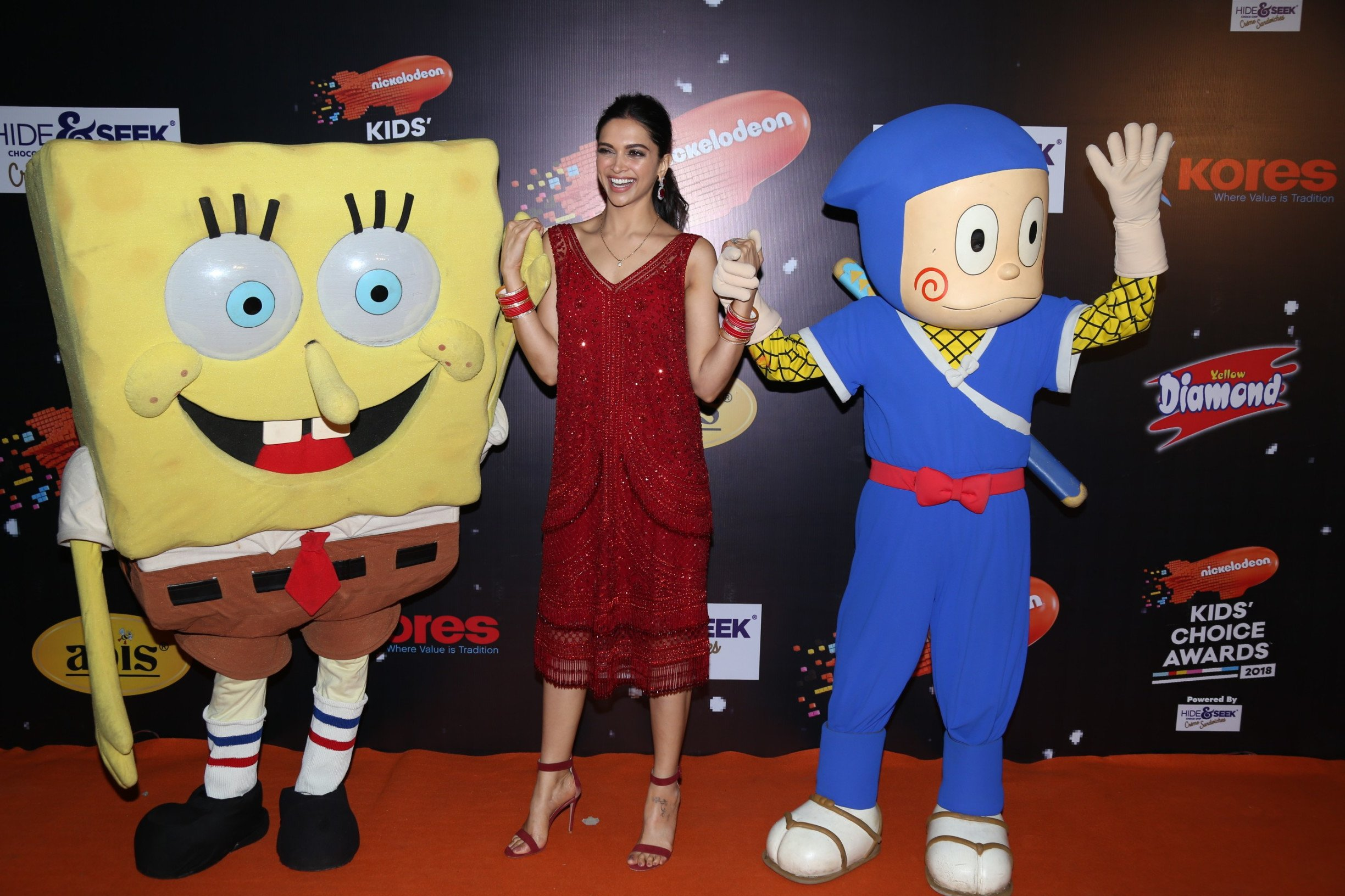 In Pics: B-town celebs galore the red carpet of Nickelodeon Kids Choice Awards 2018