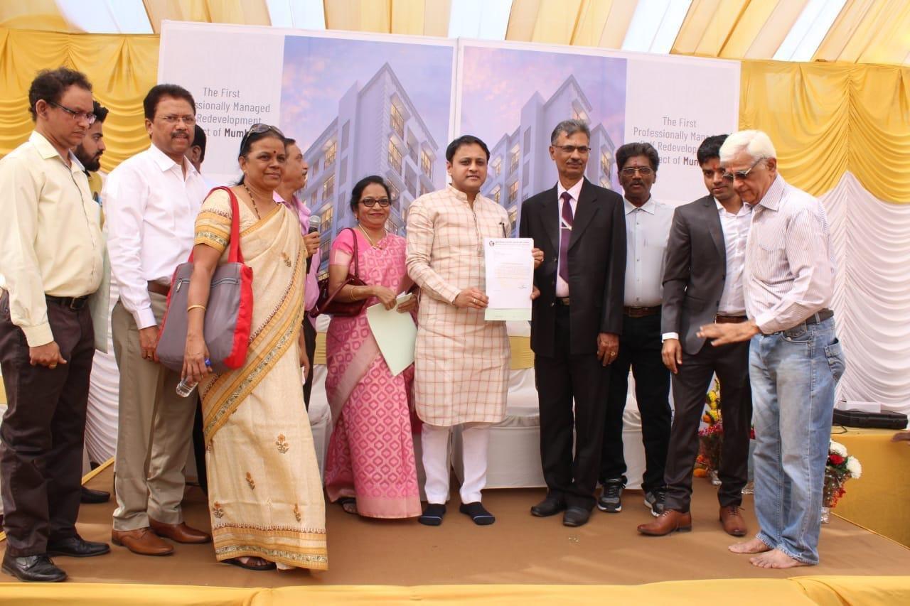 मुंबई में दो और इमारतोंं को मिला स्वयं पुनर्विकास का मौका