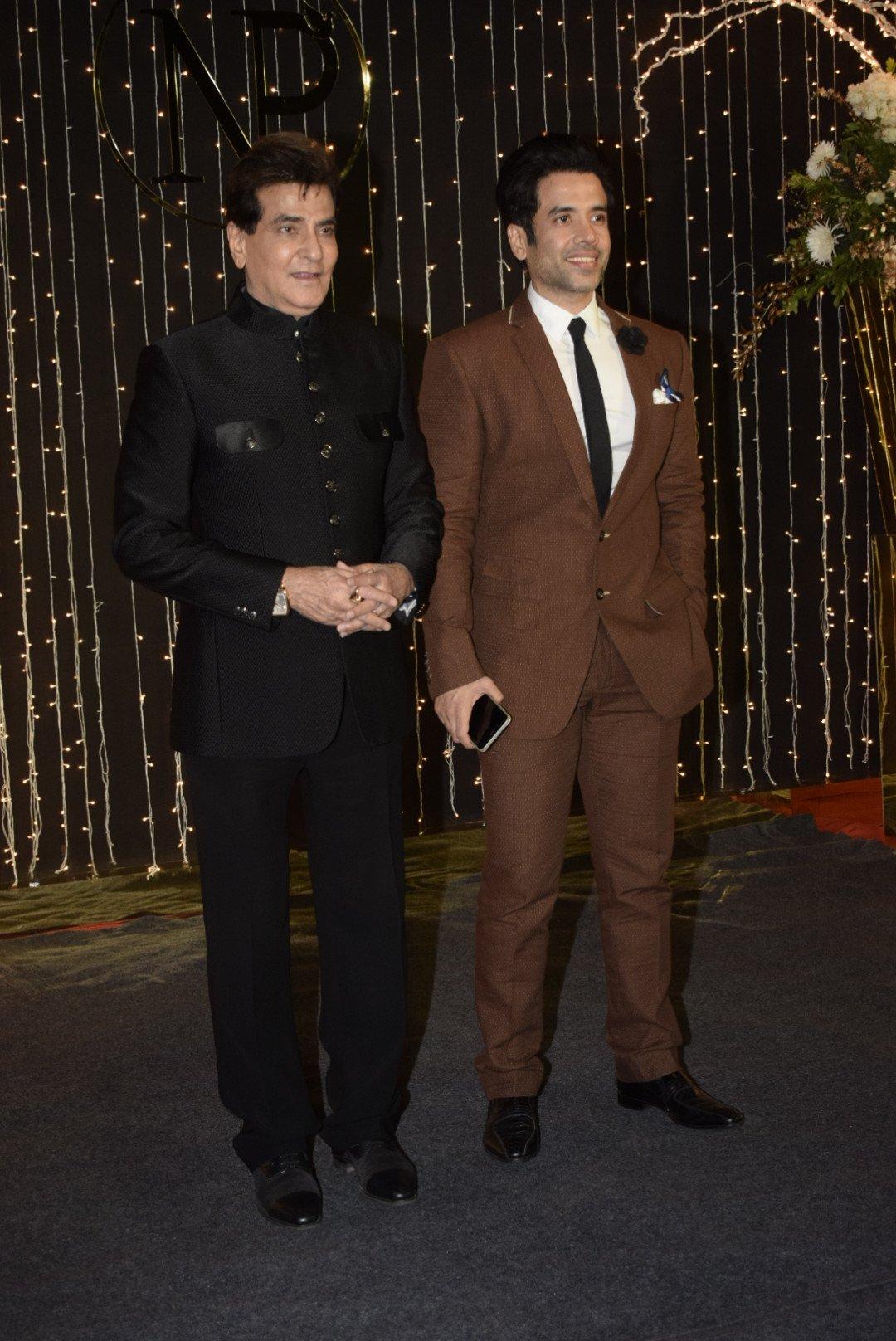 In Pics: Celebrities attend Priyanka Chopra and Nick Jonas wedding reception in Mumbai