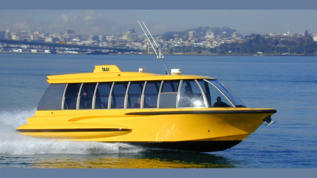 You Can Soon Use A Water Taxi To Commute From Mumbai To