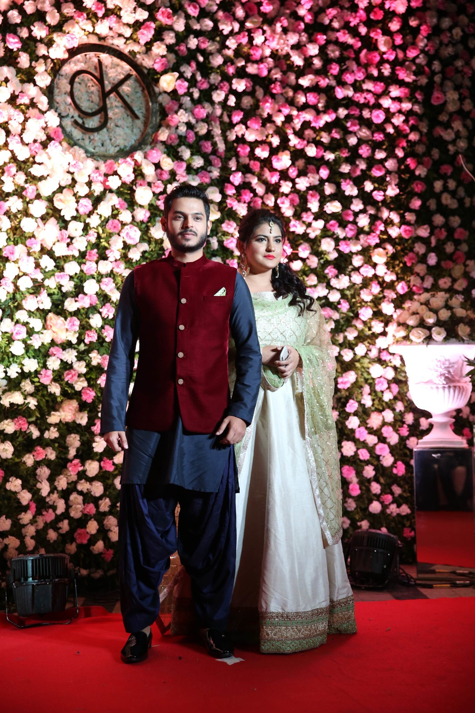 In pics: Celebrities galore at Kapil Sharma and Ginni Chatrath's wedding reception in Mumbai