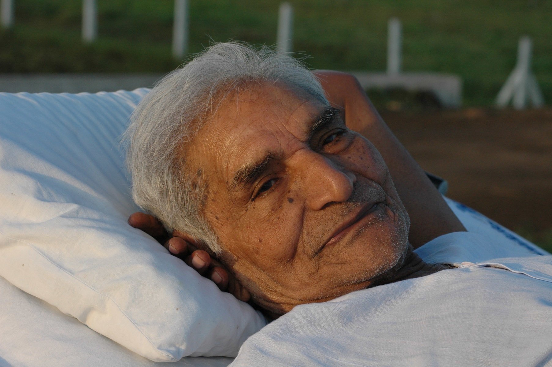 Google honours social worker Baba Amte with a doodle on his 104th birthday anniversary