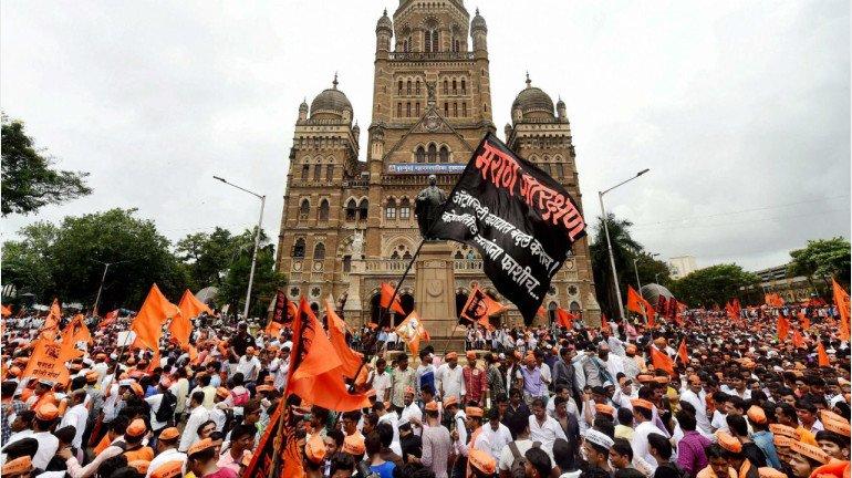 Maratha Kranti Morcha threatens statewide agitation on August 9